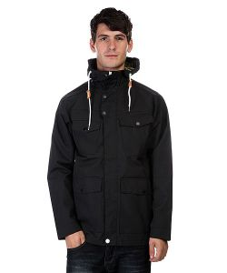 Clwr | Куртка Harbour Black