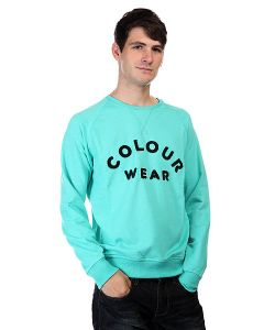 Clwr | Толстовка Colour Crew Florida Green Melange