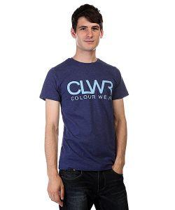 Clwr | Футболка Tee Patriot Blue