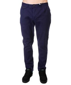 Clwr | Штаны Прямые Gubb Chino Patriot Blue