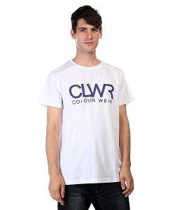 Clwr | Футболка Tee White