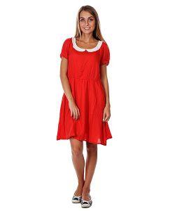 Loreak Mendian | Платье Женское Boba June Coral Red