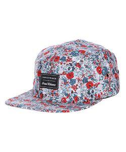 Sixpack | Бейсболка Пятипанелька Liberty Cap Blue/White/Red