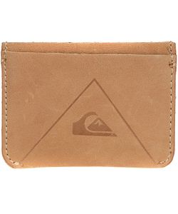 Quiksilver | Визитница Leathercardhold Bone