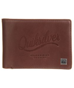 Quiksilver | Кошелек Mackiii Wllt Chocolate