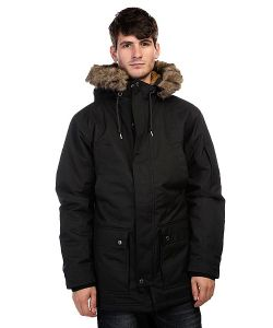 Quiksilver | Куртка Парка Ferris Parka Black