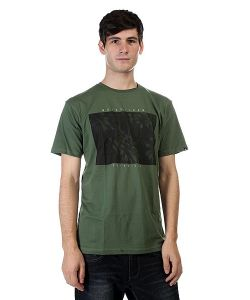 Quiksilver | Футболка Palm Pop Bronze Green