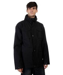 Quiksilver | Куртка Elion Jacket Black
