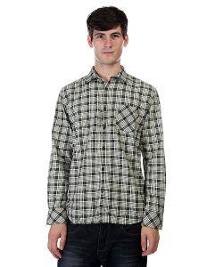 Quiksilver | Рубашка В Клетку Pinelook Green Gable
