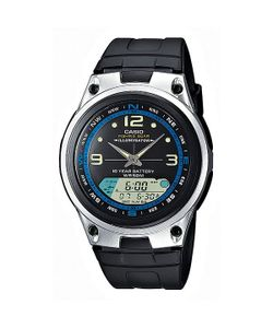Casio | Часы Collection Aw-82-1a Black/Grey