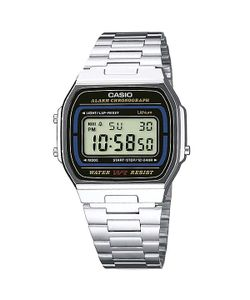 Casio | Часы Collection A-164wa-1 Grey