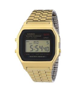 Casio | Часы Collection A-159wgea-1e Gold