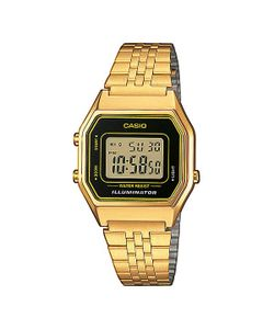 Casio | Часы Женские Collection La680wega-1e Gold