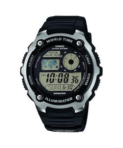 Casio | Часы Collection Ae-2100w-1a Black/Grey