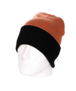 Skills | Шапка Двусторонняя New Reversible Beanie Black/Brown