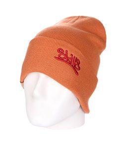 Skills | Шапка New Beanie 001 Orange
