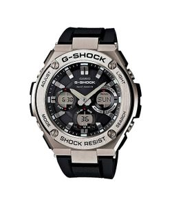 Casio G-Shock | Часы Женские Gst-W110-1a Black/Grey