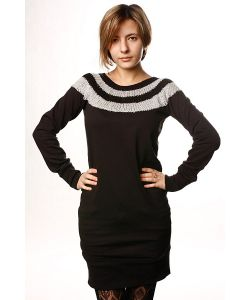 Insight | Платье Женское Kind Heather Dress Black