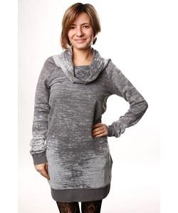 Insight | Платье Женское Gritty Sweater Dress Pale Grey