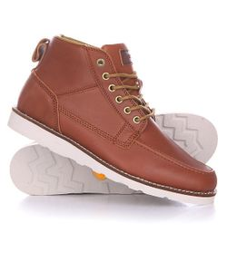 Quiksilver | Ботинки Sheffield Boot Brown/White