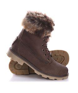Roxy | Ботинки Зимние Женские Timber J Boot Brown