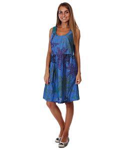 Loreak Mendian   Платье Женское Erretak Dress Blue