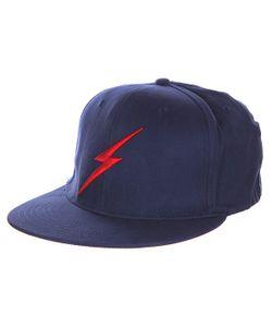 Lightning Bolt | Бейсболка С Прямым Козырьком Bold Ii Insignia Blue