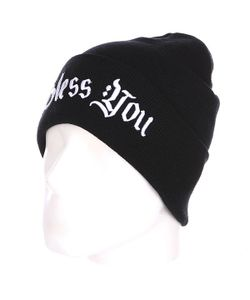 Truespin | Шапка Bless You Classic Beanie Black