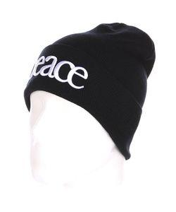 Truespin | Шапка Peace Beanie Black