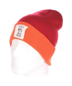 Truespin | Шапка Heritage Classic Beanie Red/Orange