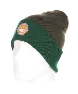 Truespin | Шапка Nice To Meat You Classic Beanie Olive/Green