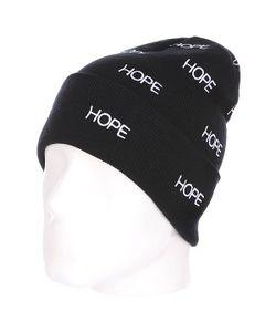 Truespin | Шапка Hope Allove Classic Beanie Black