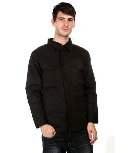 Huf | Куртка X Haze Coaches Jacket Black