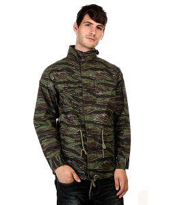 Huf | Куртка Burma M51 Jacket Camo