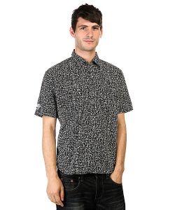 Huf | Рубашка X Haze Woven Black