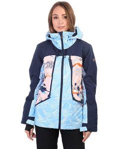 Roxy | Куртка Утепленная Wildlife Mandarin Orangepop