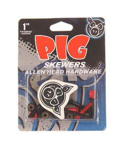 Pig | Винты Для Скейтборда Skewers Allen 1