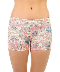 Roxy | Шорты Классические Imanee Printed Heritage Heather Pla