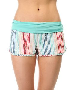 Roxy | Шорты Пляжные Endless Sum Pt Olmeque Stripe Combo