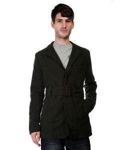 Insight | Пальто Superficial Berto Green