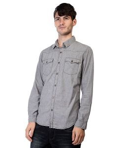 Insight | Рубашка Shirt Heather Grey
