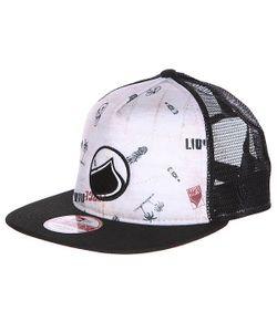 Liquid Force   Бейсболка С Сеткой Ahoy Hat Black