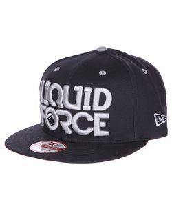 Liquid Force   Бейсболка С Прямым Козырьком Icon Hat Dark Navy