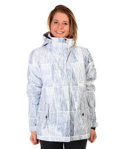 Roxy | Куртка Утепленная Женская Jetty Geo Forest
