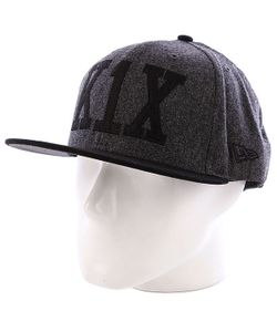 K1X | Бейсболка New Era Simple Type Wool 59/50 Newera Heather