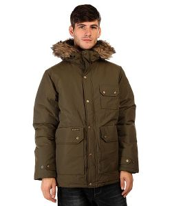 Element | Куртка Зимняя Milwood Dark Olive