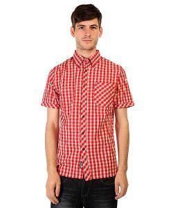 Element | Рубашка В Клетку Cortes Jester Red