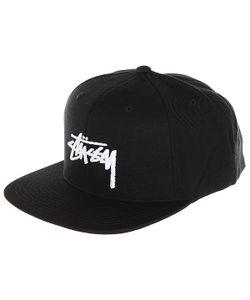 Stussy | Бейсболка С Прямым Козырьком Stock Cap