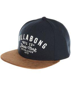 Billabong | Бейсболка С Прямым Козырьком Sama Snapback Navy
