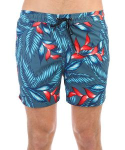Quiksilver | Шорты Пляжные Paradisepoint15 Indian Teal
